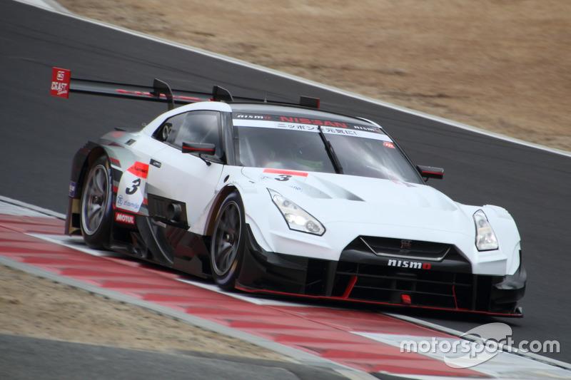 Сатоши Матояма и Кацумаса Чийо – NDDP by B-Max Racing, №2 (Nissan GT-R)