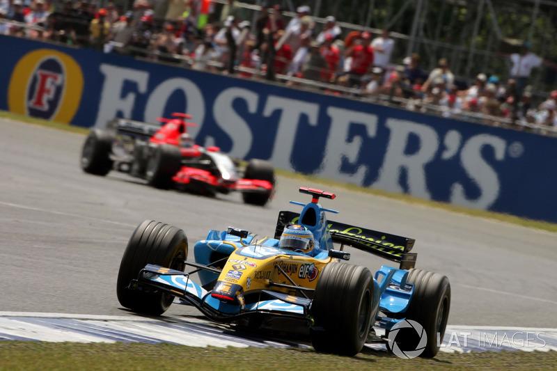 2006 - Gran Premio di Gran Bretagna