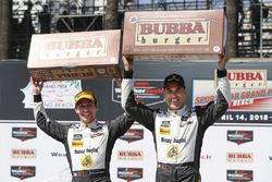 Переможці #5 Action Express Racing Cadillac DPi, P: Жоау Барбоза, Філіпе Альбукерк