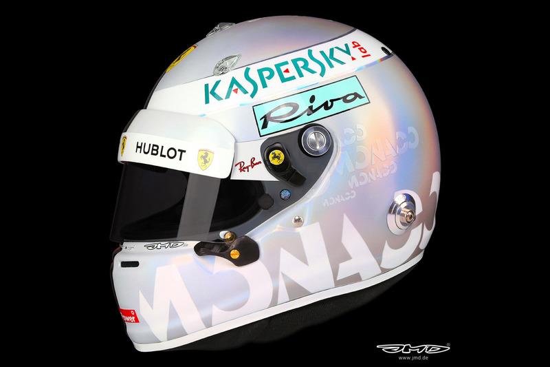GP Monako - Sebastian Vettel