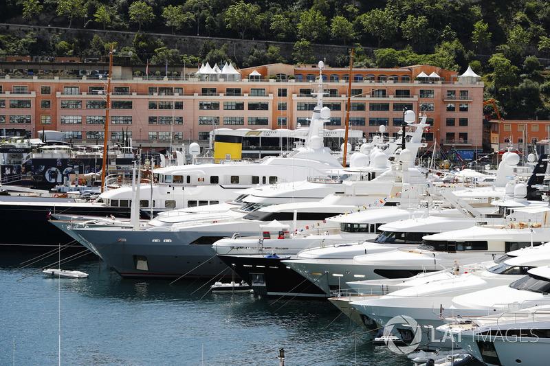 Il porto di Monaco
