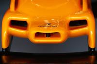 Il naso della McLaren MCL33