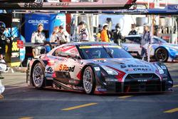 #46 S Road Mola Nissan GT-R: Satoshi Motoyama, Katsumasa Chiyo