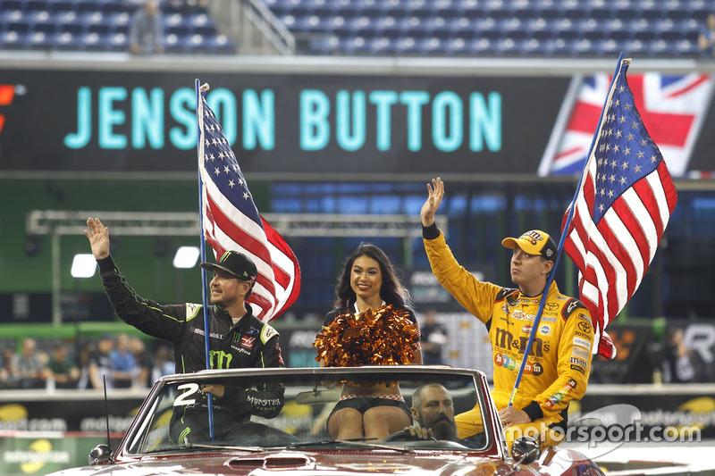 Kurt Busch y Kyle Busch, Team USA NASCAR