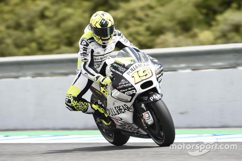 17. Alvaro Bautista, Aspar Racing Team