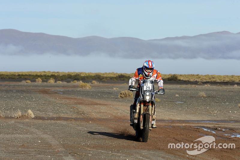 #29 KTM: Emanuel Gyenes