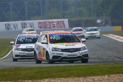 GEELY Touring cars Race action