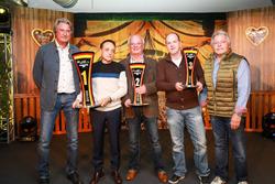 Teamwertung: 1. Callaway Competition, 2. Land Motorsport, 3. Mücke Motorsport