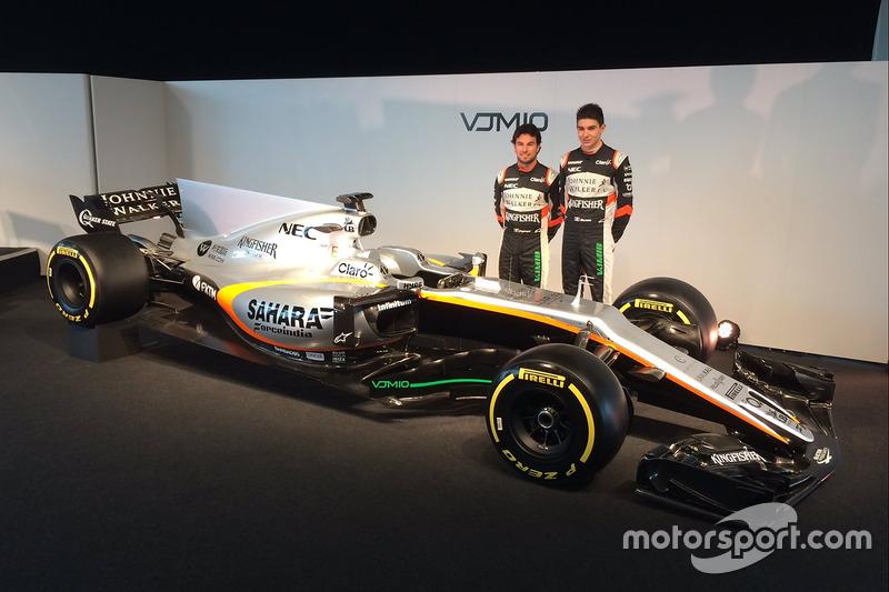 A equipe desenvolveu um trabalho sólido, dependente do modelo VJM10 e de uma jovem dupla: Sergio Pérez e Esteban Ocon.
