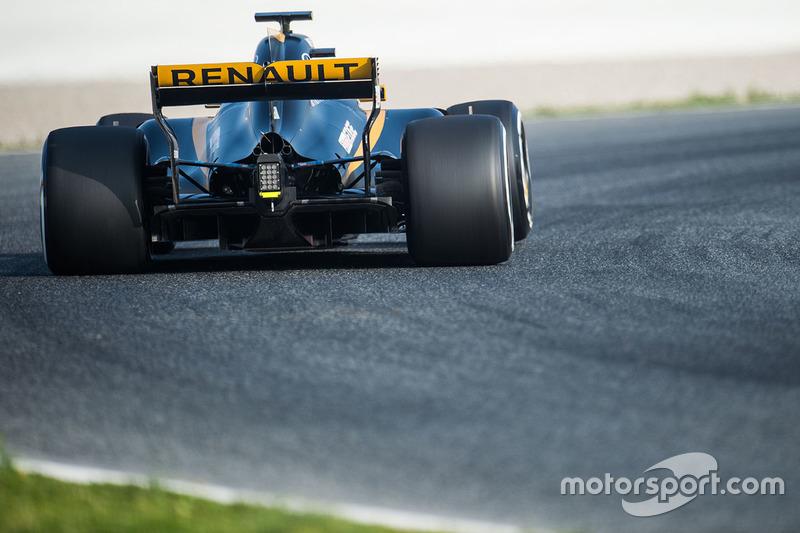 Nico Hulkenberg, Renault Sport F1 Team R.S.17