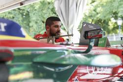 Teammitglied von ABT Schaeffler Audi Sport