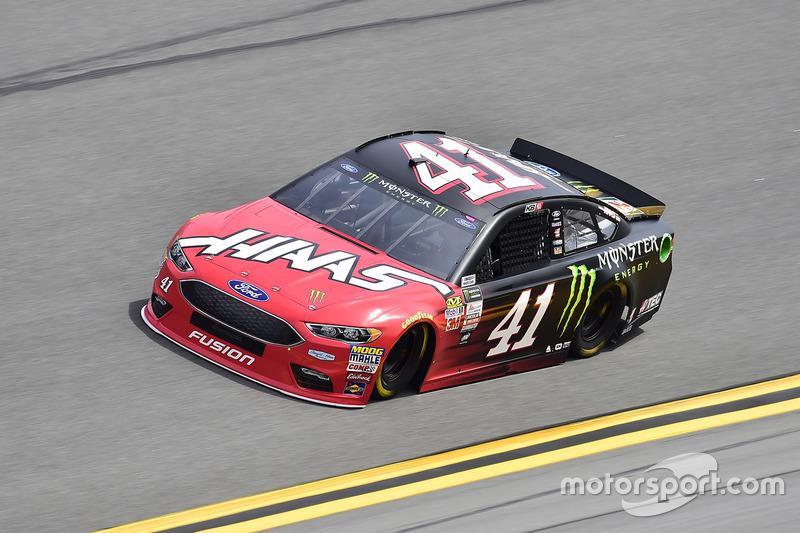 Курт Буш, Stewart-Haas Racing, Ford