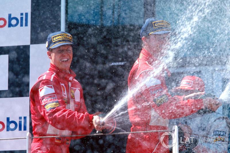Más victorias en un mismo GP: 8