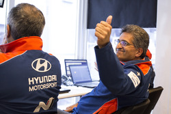 Michel Nandan, Chef, Hyundai Motorsport