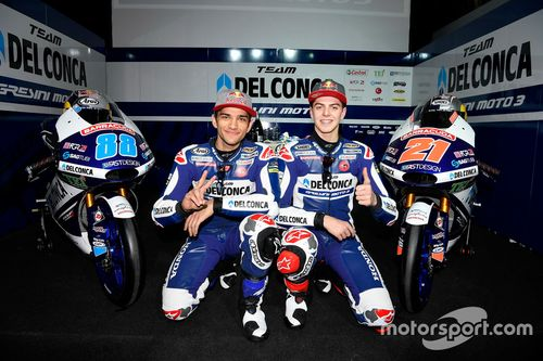 Del Conca Gresini Racing Moto3