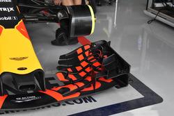 Red Bull RB13: Frontflügel
