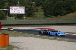 Corvette Z06 R-GT3 #76, Colajanni-Del Castello