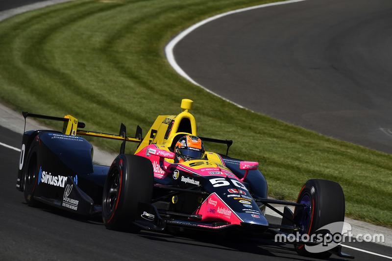 #50 Jack Harvey, Michael Shank Racing with Andretti Autosport /Honda