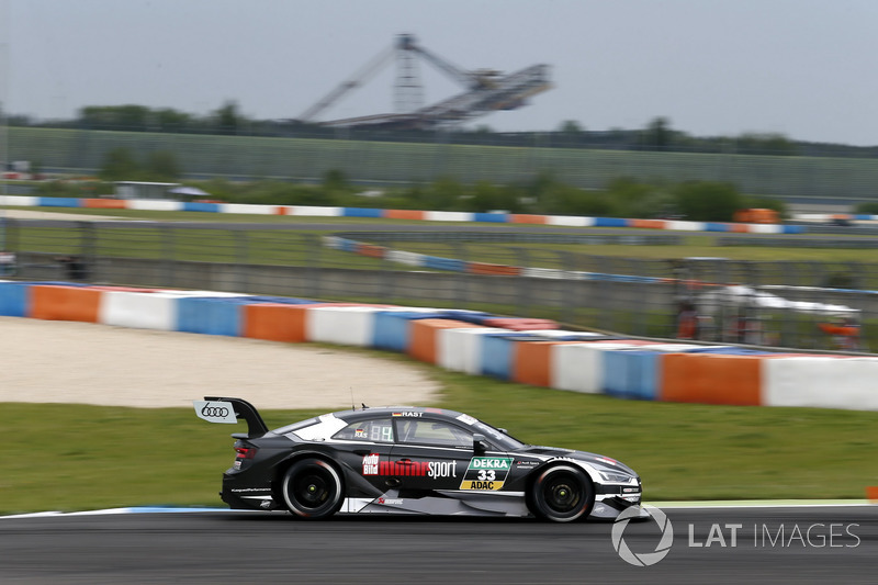 7. René Rast, Audi Sport Team Rosberg, Audi RS 5 DTM