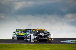 #101 BMW Team SRM, BMW M6 GT3: Danny Stutterd; Sam Fillmore; #100 BMW Team SRM, BMW M6 GT3: Steve Richards; James Bergmuller