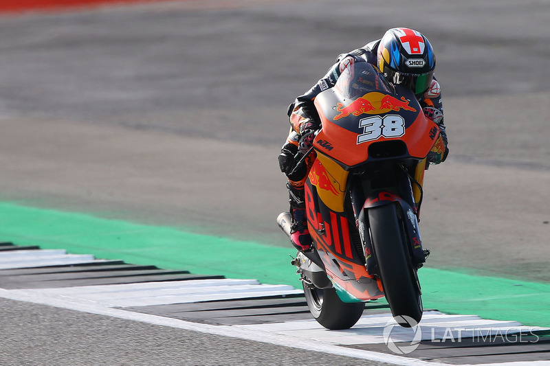 23. Bradley Smith, Red Bull KTM Factory Racing