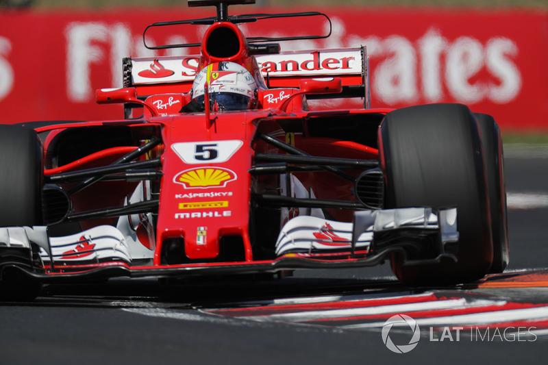 2 місце — Себастьян Феттель (Німеччина, Ferrari) — коефіцієнт 4,33