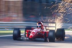 Ivan Capelli, Ferrari F92AT