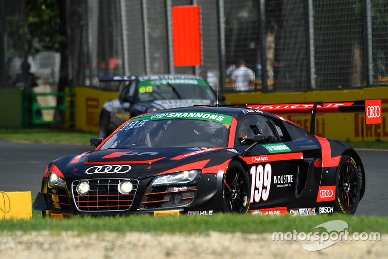 #199 Audi R8 Ultra: Nick Kelly, Barton Mawer