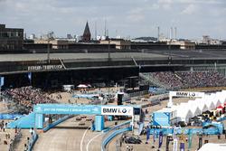 Formel E in Berlin-Tempelhof