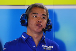 Shinichi Sahara, Suzuki-Projektleiter