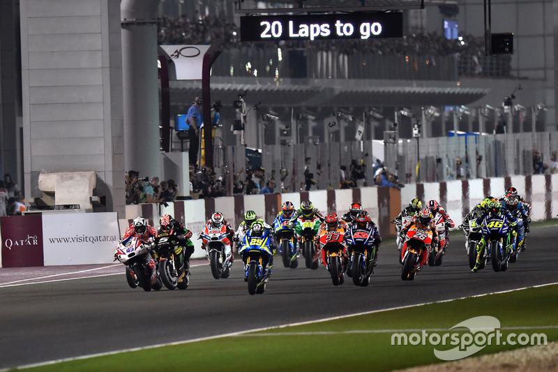 MotoGP Qatar 2017