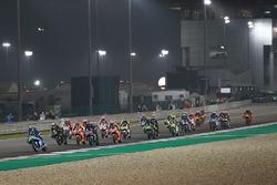 Andrea Iannone, Team Suzuki MotoGP, führt