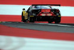 #66 JMW Motorsport, Ferrari F458 Italia: Robert Smith, Jonathan Cocker, Jody Fannin