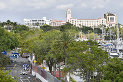 Josef Newgarden, Team Penske Chevrolet, Alexander Rossi, Herta - Andretti Autosport Honda, Scott Dixon, Chip Ganassi Racing Honda