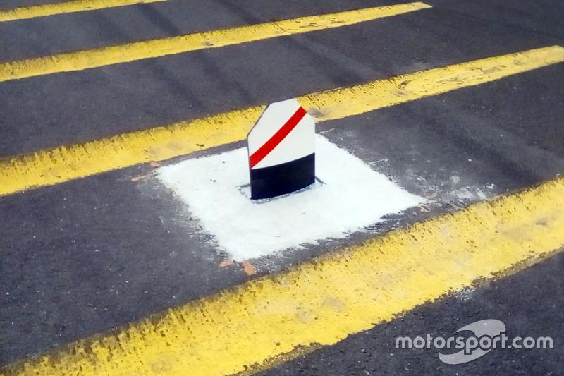 Floppy at Prorsche corner