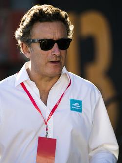 Alejandro Agag - CEO, Formula E