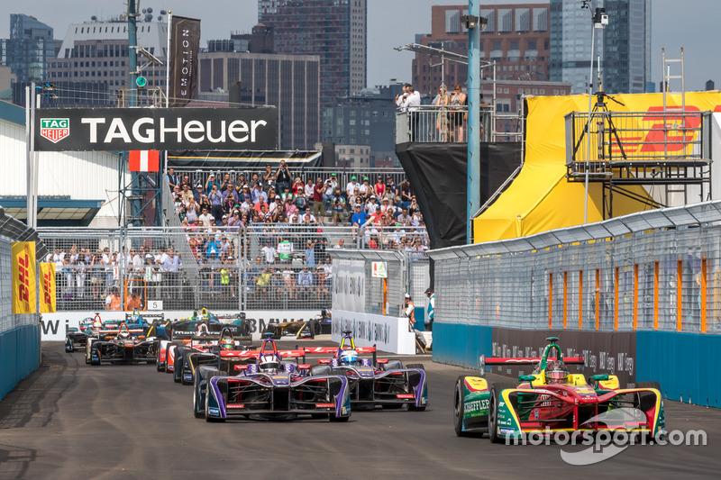 Arrancada: Daniel Abt, ABT Schaeffler Audi Sport