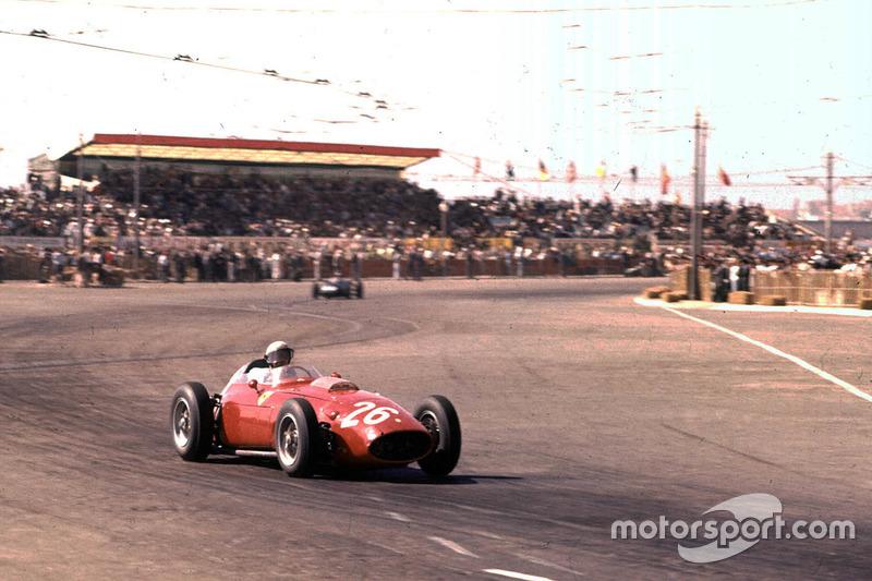 1958-1960 : Ferrari 246