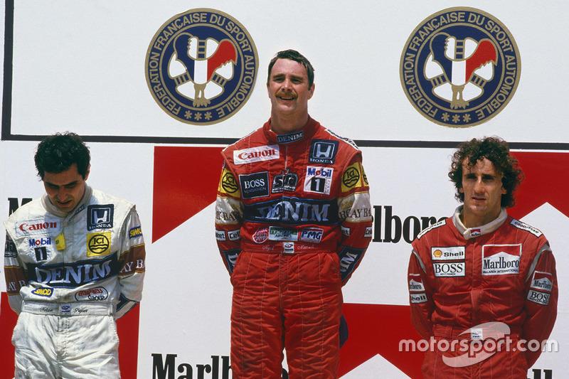 Grand Prix de France 1987
