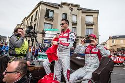#7 Audi Sport Team Joest Audi R18: Andre Lotterer, Marcel Fassler