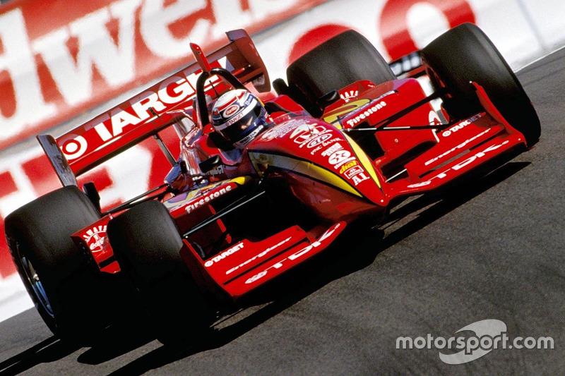Алекс Дзанарди, Chip Ganassi Racing Reynard Honda, 1998 год