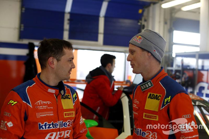 Florian Stoll und Edward Sandström