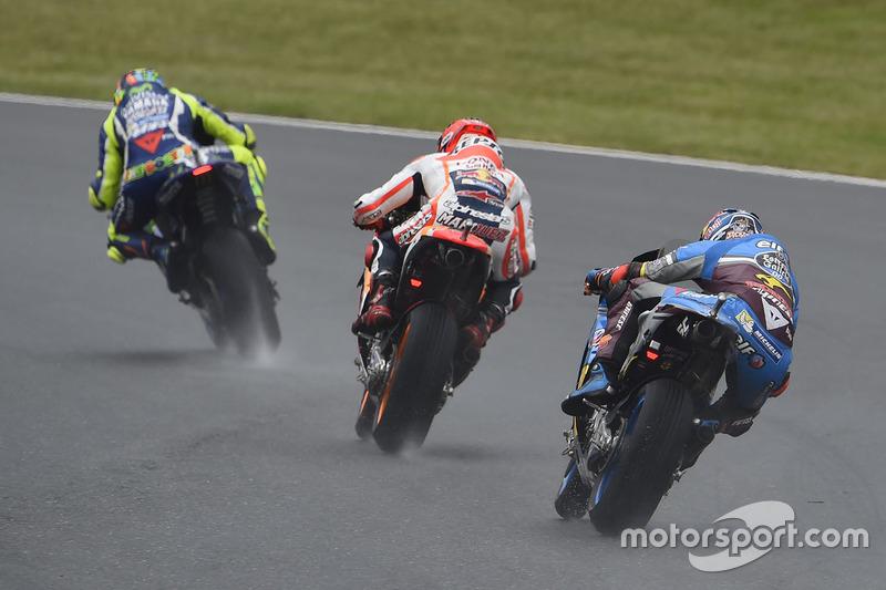 Valentino Rossi, Yamaha Factory Racing, Marc Marquez, Repsol Honda Team, Jack Miller, Marc VDS Racing Honda