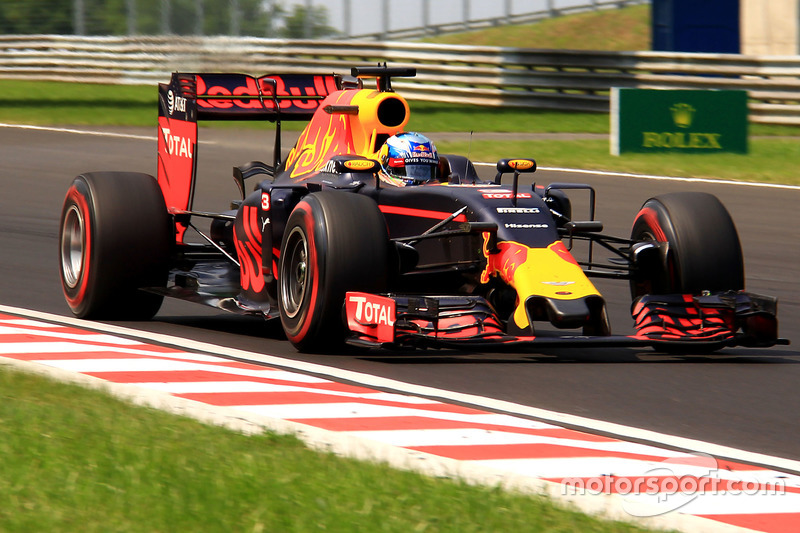 2016: Red Bull-Renault RB12