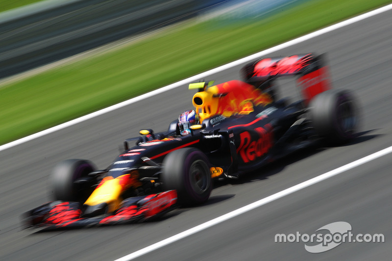 8. Max Verstappen, Red Bull Racing RB12
