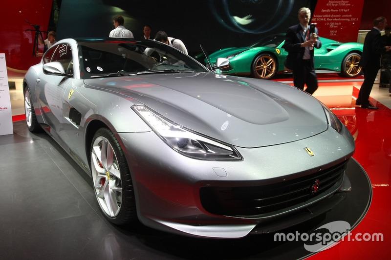 Ferrari GTC4LussoT 2016