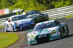 Marc Basseng, Connor De Phillippi, Mike Rockenfeller, Timo Scheider, Land Motorsport, Audi R8 LMS