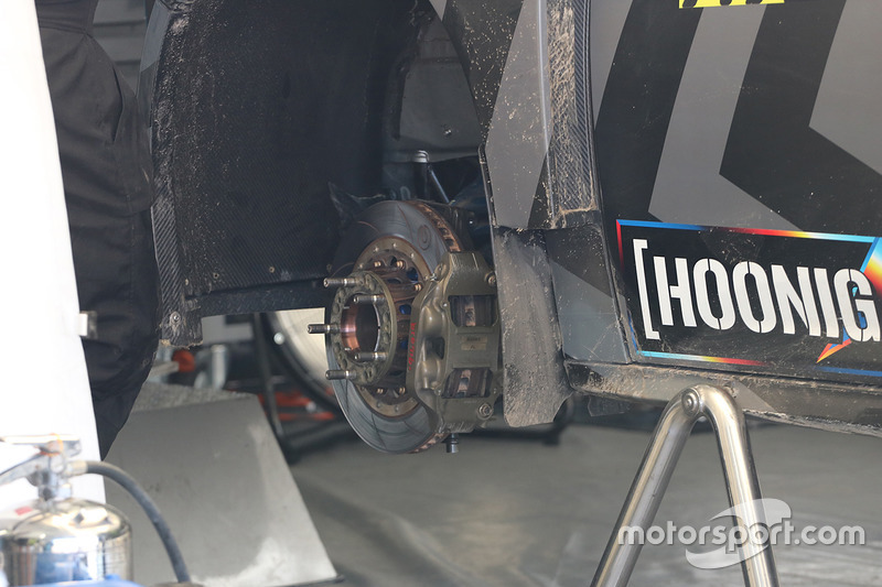 Hoonigan Racing Division Ford detail