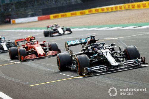LIVE - Le GP de Grande-Bretagne en direct