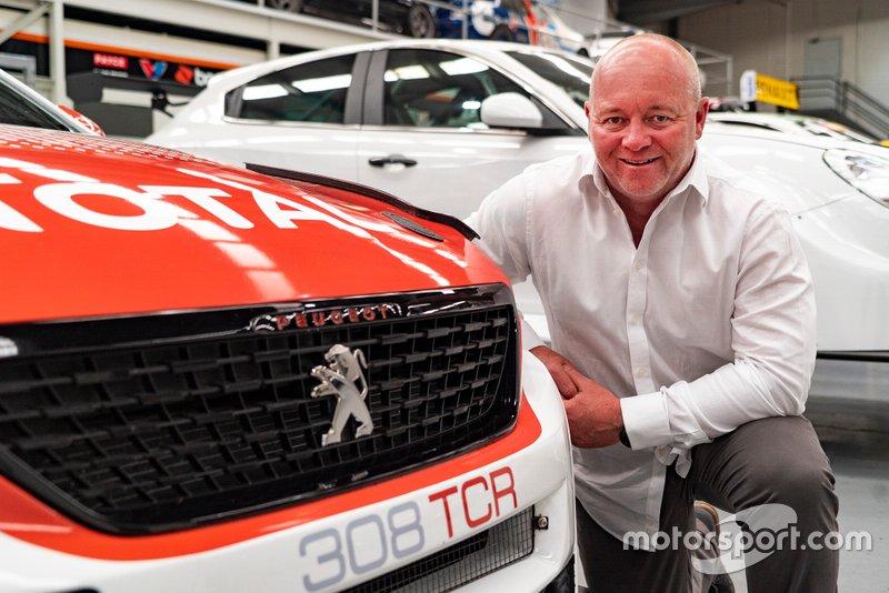 Annuncio Jason Bargwanna - Peugeot